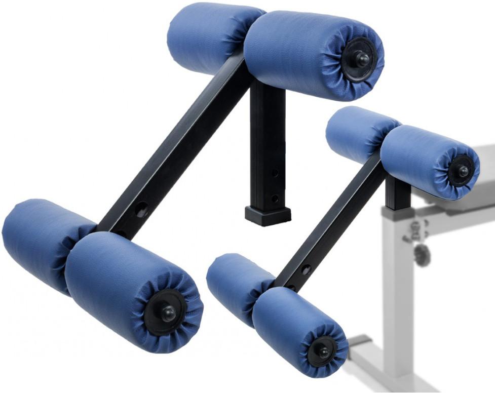 Скамьи, стойки и атлетические центры со свободной нагрузкой MironFit (Рекорд) Опция для скамеек