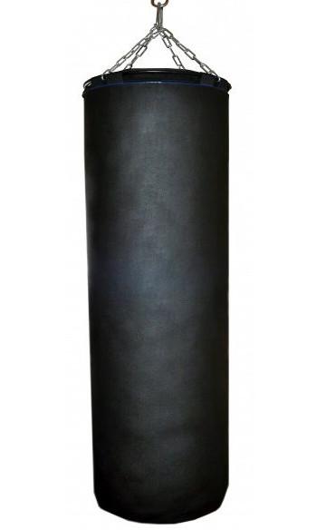 Мешки и груши подвесные Рокки Боксёрский мешок, экокожа, 60 кг (140х40 см)