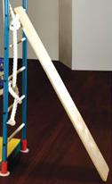 Навесное оборудование и дополнения для спортивных комплексов ТМК Доска для жима (пресса)