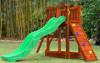 Самсон Детский игровой деревянный комплекс для улицы Мальта