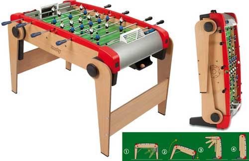 Ожидается Smoby 140016, Складной футбольный стол