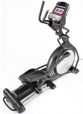 Эллиптические тренажёры Sole Fitness Sole E25, Эллиптический электромагнитный тренажер