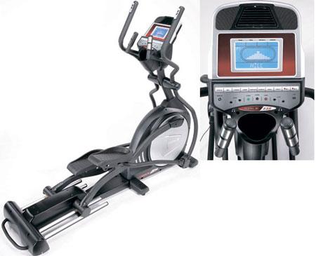 Эллиптические тренажёры Sole Fitness Sole E35, Эллиптический электромагнитный тренажер