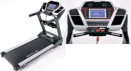 Профессиональные беговые дорожки Sole Fitness Sole TT8, Профессиональная беговая дорожка