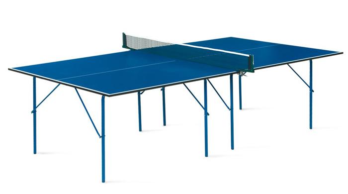 Любительские теннисные столы для внутренних помещений Start Line 6010, Стол для настольного тенниса для внутренних помещений Hobby без сетки