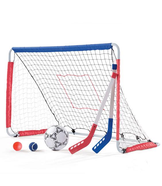 Прочее оборудование для детских площадок и игровых центров Step 2 715100 / 715199 Ворота для футбола и хоккея