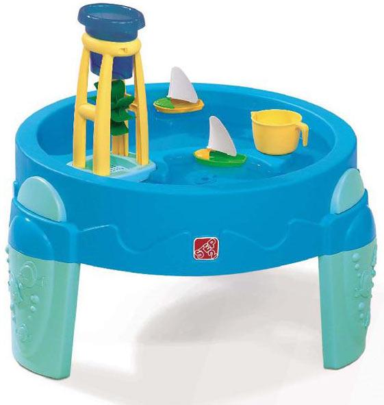 Прочее оборудование для детских площадок и игровых центров Step 2 753800 Столик с водяной мельницей