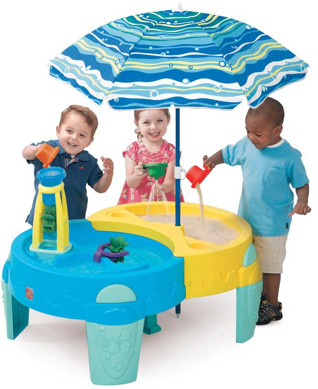 Прочее оборудование для детских площадок и игровых центров Step 2 800700 Столик