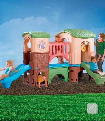 Прочее оборудование для детских площадок и игровых центров Step 2 801200 / 802300 Игровой центр