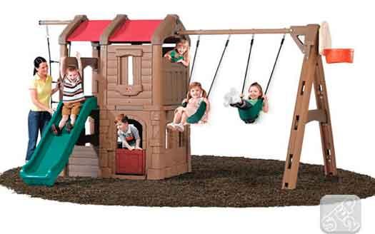 Прочее оборудование для детских площадок и игровых центров Step 2 801300 Игровой центр