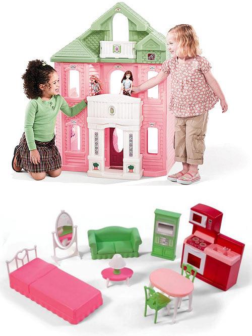 Прочие товары для детей Step 2 882000 / 813400 Кукольный домик