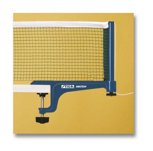 Сетки для настольного тенниса Stiga 6370-00, Сетка Матч (Match) с креплением