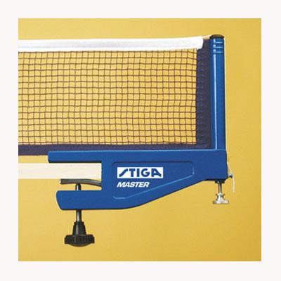 Сетки для настольного тенниса Stiga 6380-00, Сетка Мастер (Master) с креплением