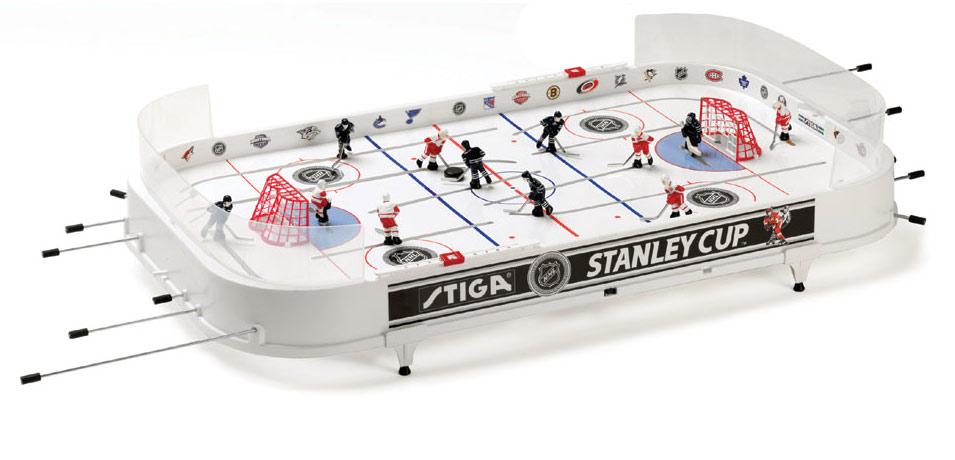 Настольные игры Stiga 71-1142-70, Настольный хоккей Stiga Stanley Cup (