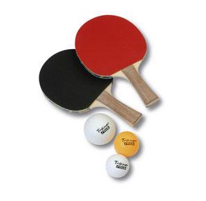 Наборы для настольного тенниса Stiga 1983-00, Набор для настольного тенниса Техник (Technique): 2 ракетки + 3 мяча