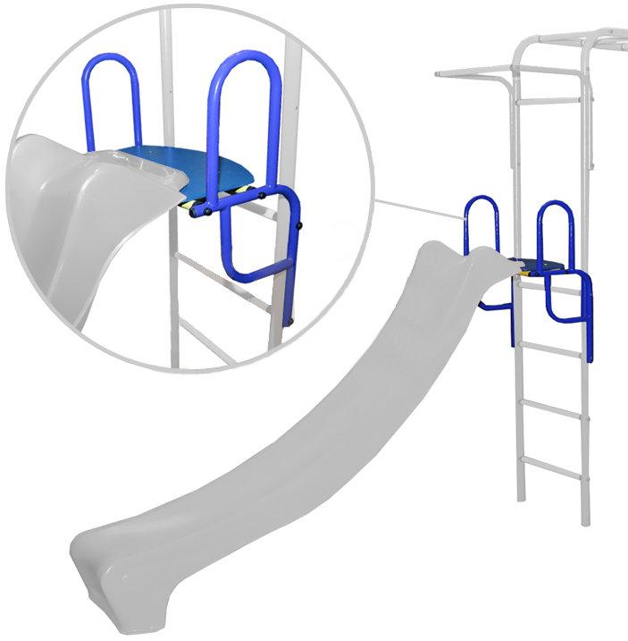 Навесное оборудование и дополнения для спортивных комплексов ТМК Навес для ската горки для дачных спортивных комплексов