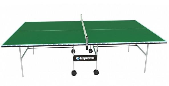 Всепогодные и влагостойкие теннисные столы TopSpinSport Теннисный стол влагостойкий