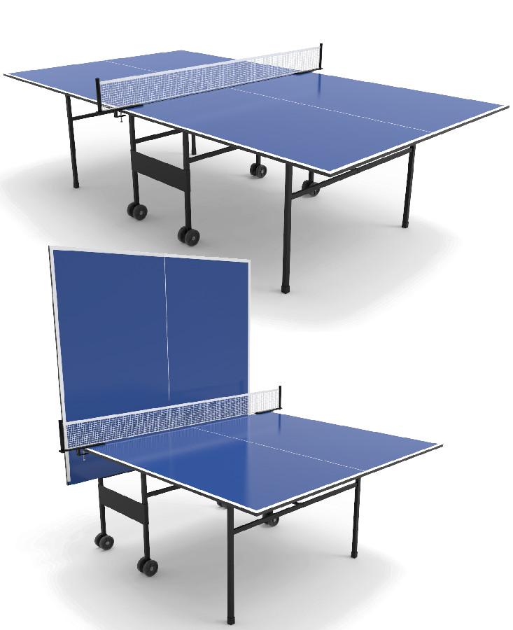 Всепогодные и влагостойкие теннисные столы TopSpinSport Теннисный стол всепогодный
