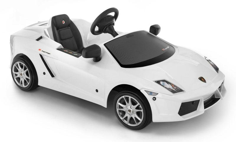 Прочие товары для детей Toys Toys 676430, Электромобиль Lamborghini Gallardo, 12V