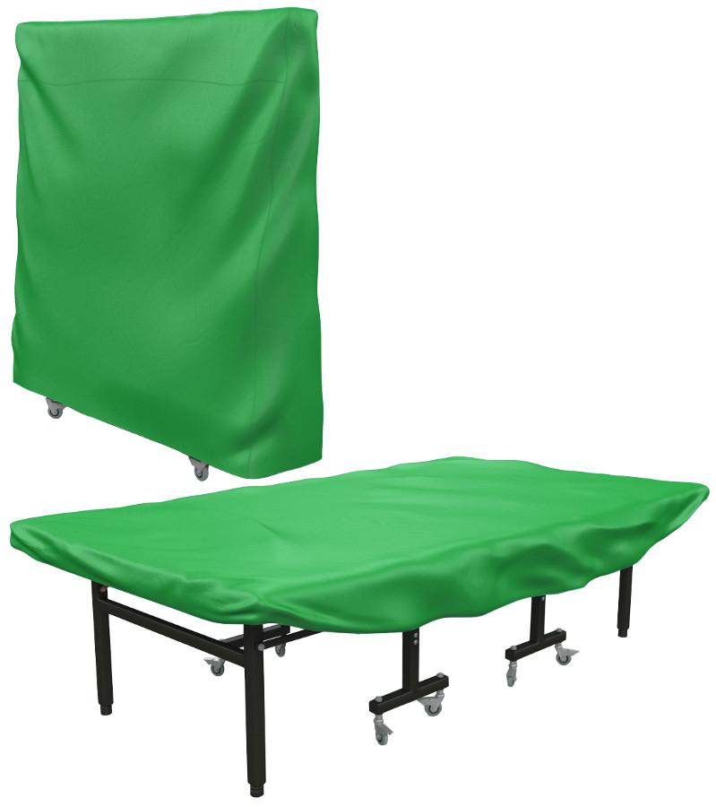 Чехлы для теннисных столов Unix Чехол для теннисного стола универсальный (зелёный)