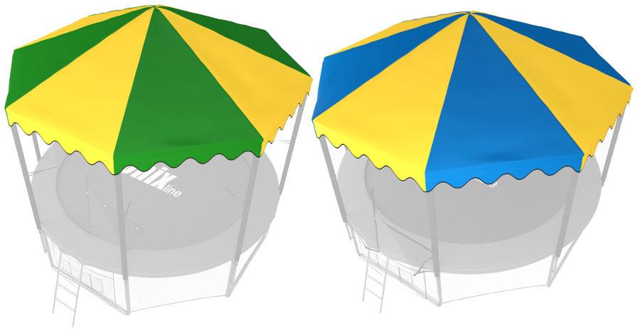 Аксессуары для батутов Unix Крыша для батута Unix Line 10 футов