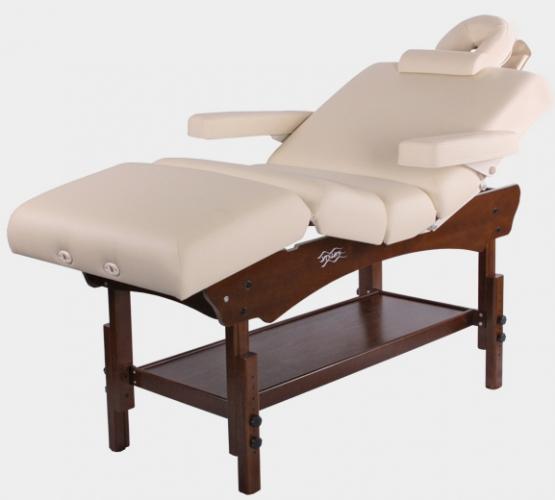 Массажные столы Vision Fitness Стационарный массажный стол Essence Deluxe