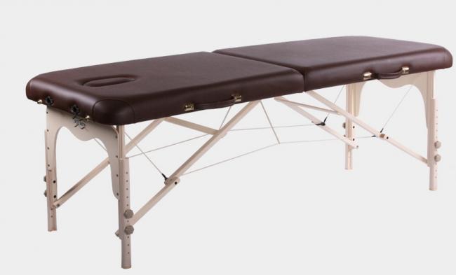 Массажные столы Vision Fitness Складной массажный стол Juventas I