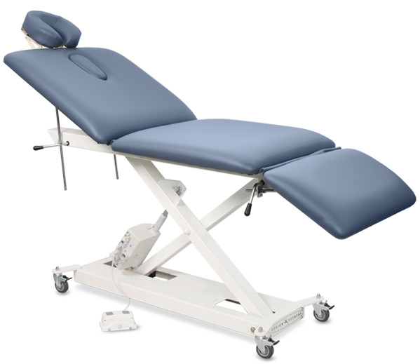 Массажные столы Vision Fitness Royal Treatment, Электрический массажный стационарный стол