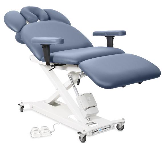 Массажные столы Vision Fitness Royal Spa II, Электрический стационарный массажный стол