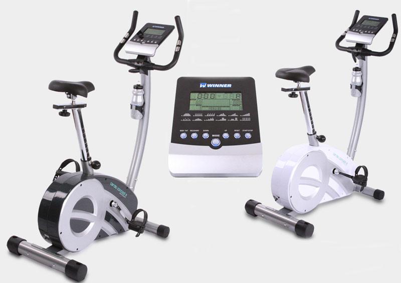 Велотренажёры и велоэргометры Oxygen Fitness Cardio Concept IV, Электромагнитный велотренажер