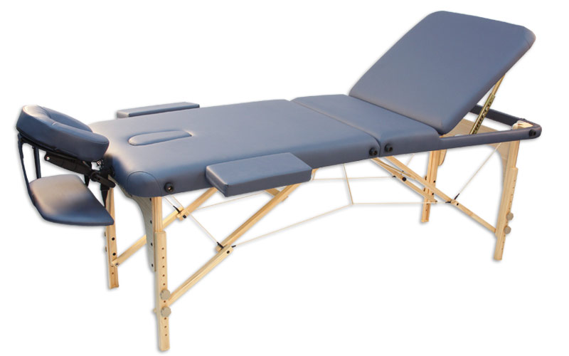 Массажные столы Oxygen Fitness Ecoline 100, Складной массажный стол