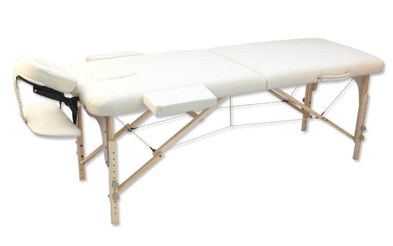 Массажные столы Oxygen Fitness Ecoline 50, Складной массажный стол
