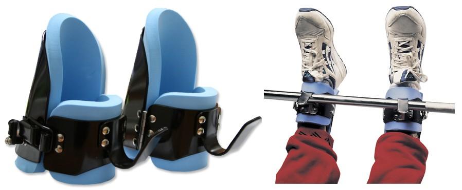 Аксессуары для тяжёлой атлетики Oxygen Fitness Гравитационные ботинки G-Shoes