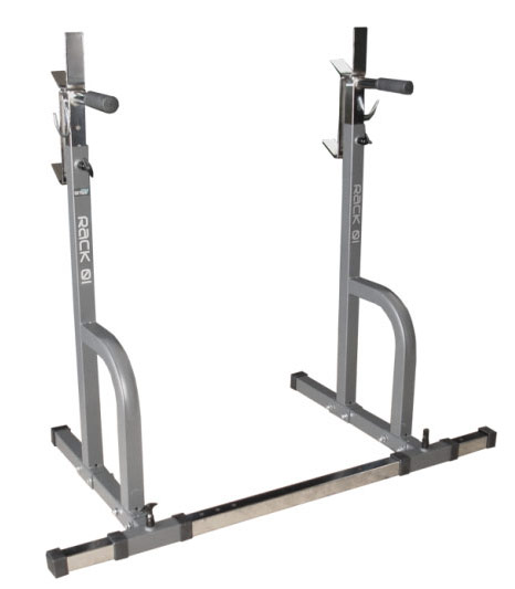 Скамьи, стойки и атлетические центры со свободной нагрузкой Oxygen Fitness Rack-01, Универсальная стойка под штангу