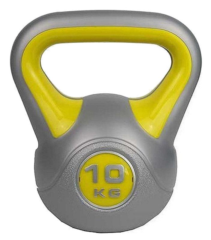 Гири ZS-Sports Гиря 10 кг с пластиковым покрытием, ZS-10