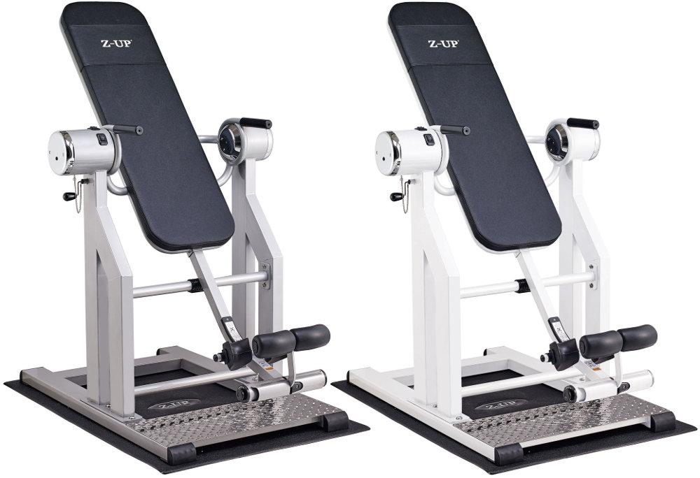 Гиперэкстензии и тренажёры для спины Z-UP Инверсионный стол с электрическим мотором, для коммерческого использования, модель 2S