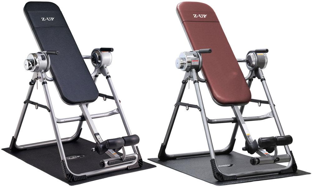 Гиперэкстензии и тренажёры для спины Z-UP Инверсионный стол с электрическим мотором, модель 3