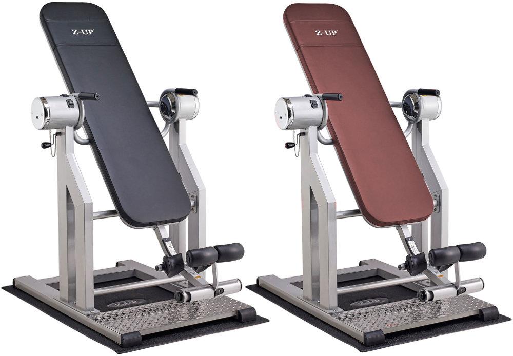 Гиперэкстензии и тренажёры для спины Z-UP Инверсионный стол с электрическим мотором, для коммерческого использования, модель 5